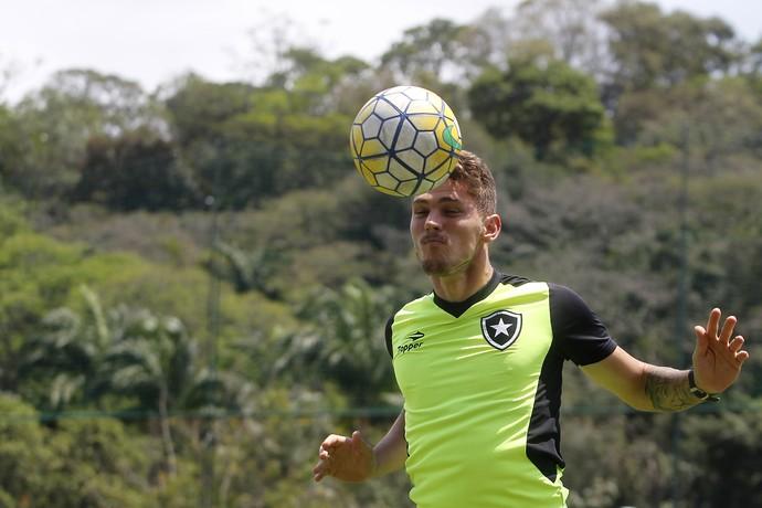 Dierson Botafogo (Foto: Vitor Silva/SSPress/Botafogo)