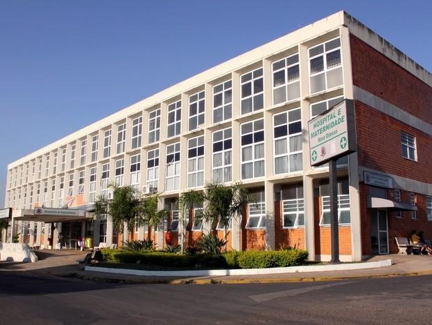 Hospital Municipal de Nova Odessa (Foto: Prefeitura de Nova Odessa/Divulgação)