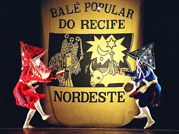 Balé Popular do Recife (Foto: Marcelo Lyra / Divulgação)