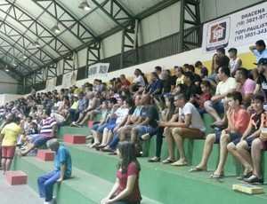 Dracena x Bauru, Copa Paulista Futsal, Torcida (Foto: Jota Correia / Rádio Tropical FM / Cedida)