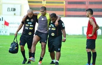 Mais maduro, atacante Luiz Carlos revela mágoas e novos sonhos