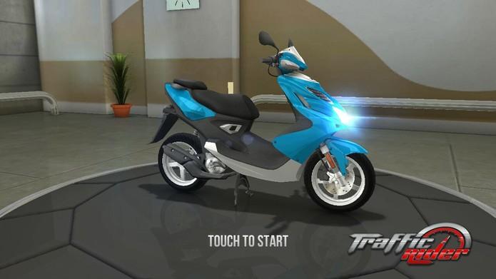 Como jogar Traffic Rider (Foto: Reprodução/Tais Carvalho)