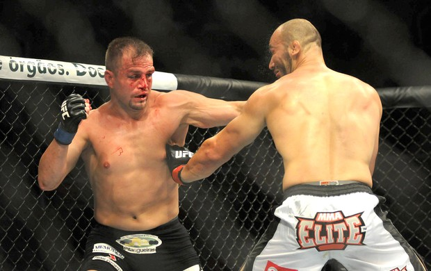 Glover Teixeira x Fábio Maldonado, UFC RIO III (Foto: André Durão / Globoesporte.com)