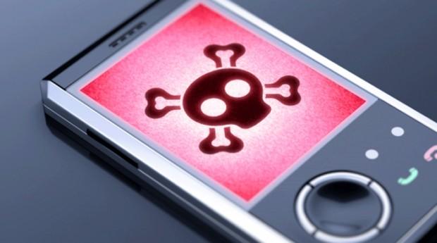 Vírus no celular: Sudeste concentra maioria de tentativas de infecção a smartphones no Brasil (Foto: Reprodução )