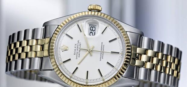Relógio Rolex (Foto: Reprodução/Facebook)