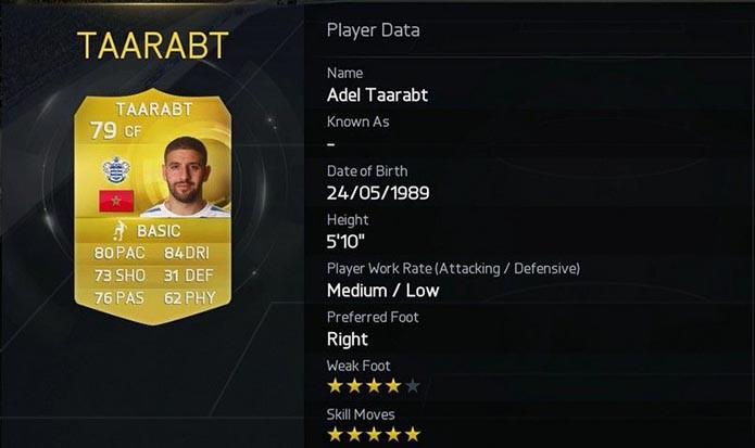 12 Taarabt (Foto: Divulgação)