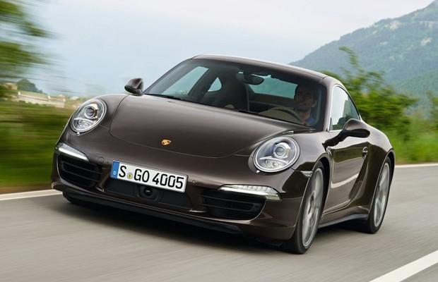 Porsche 911 Carrera 4S (Foto: Divulgação)