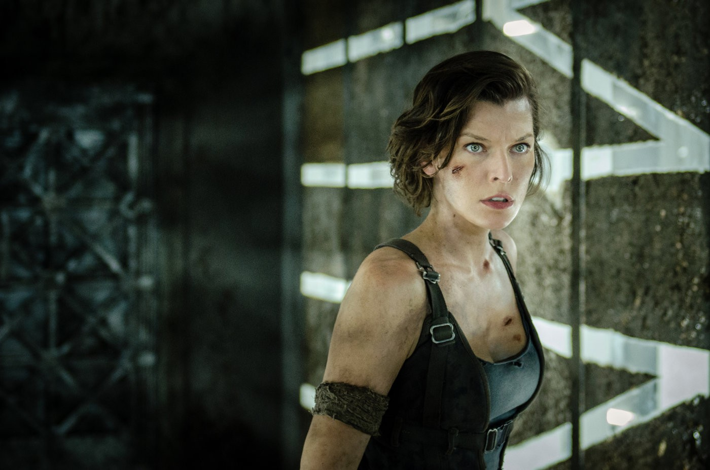 Milla Jovovich em Resident Evil 6: O Capítulo Final (Foto: divulgação)