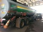 PRF apreende 4 t de maconha em caminhão de combustíveis no Paraná