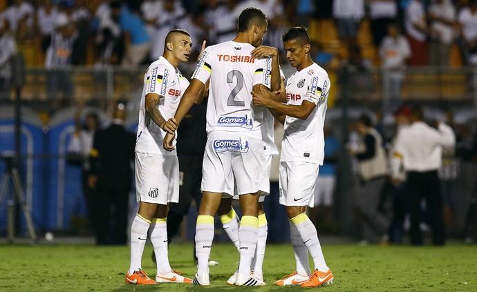 Neto Chapecoense Santos (Foto: Ricardo Saibun / Divulgação Santos FC)