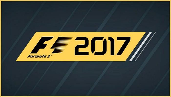 Logo game F1 2017