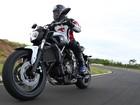 Yamaha M-Slaz é nova moto utilitária 'esportiva' de motor 150