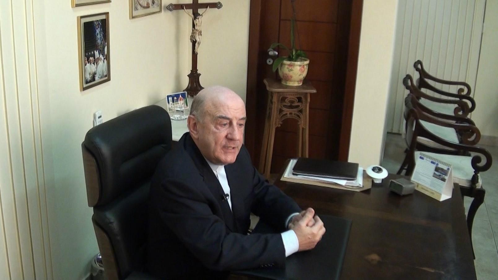Arcebispo de Salvador e Primaz do Brasil fala sobre os principais desafios da capital baiana (Foto: Divulgação)