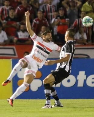 Diogo Campos Botafogo-SP ABC (Foto: Rogério Moroti / Agência Botafogo)