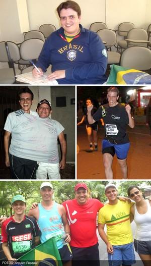 Eu Atleta, Minha História, Gustavo Chavari (Foto: Editoria de Arte / Globoesporte.com)