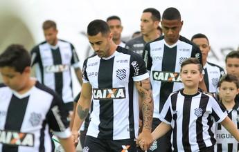 """Pedroso cita """"honra"""" na despedida entre Figueirense e torcida em 2016"""