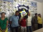 Polícia de AL prende suspeitos de roubo e adulteração de veículos