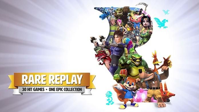 Xbox-Rare (Foto: Xbox-Rare)