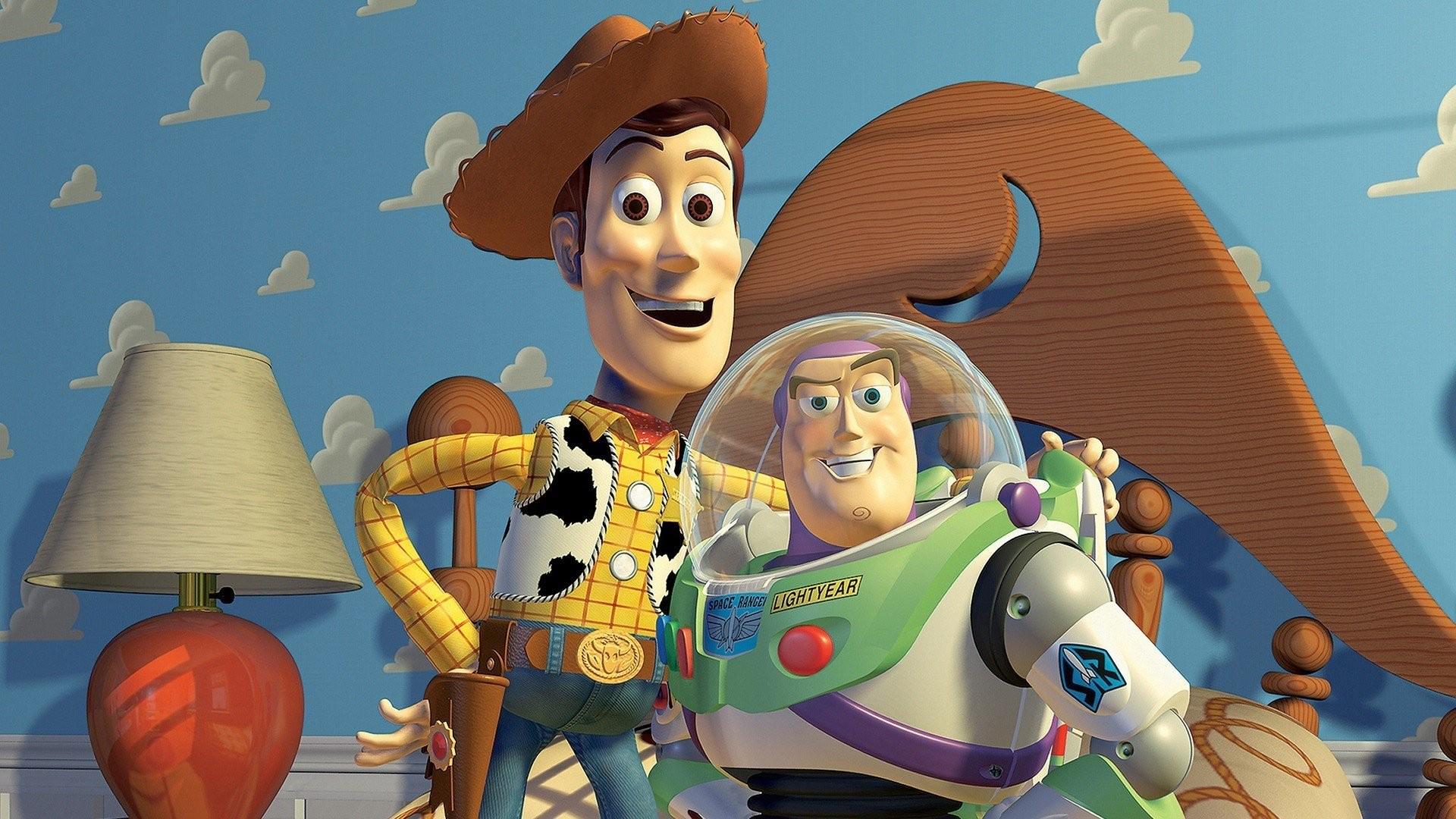 Woody e Buzz (Foto: Divulgação)
