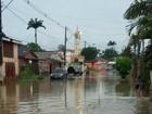 Chove quase 90 milímetros em mais de 2 horas em Brasileia