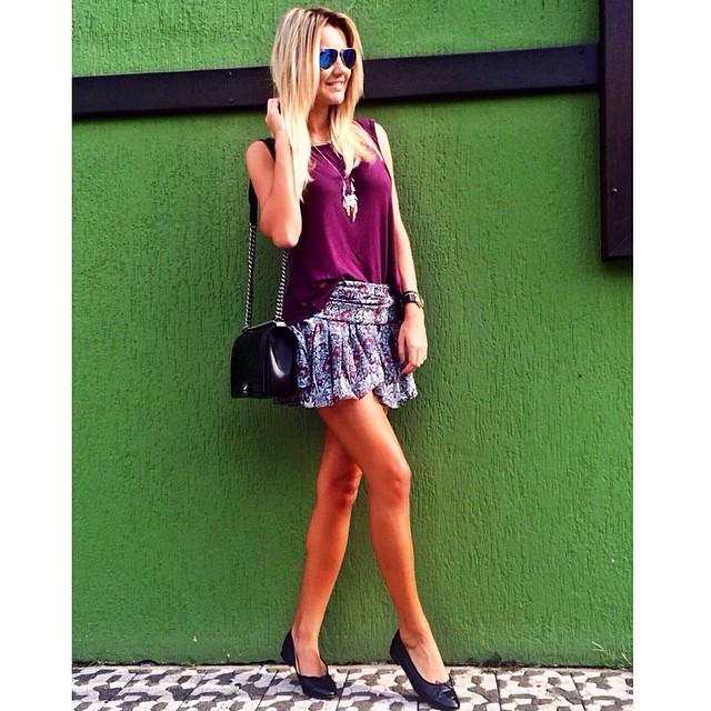 Ana Paula Siebert (Foto: Reprodução/ Instagram)