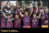 BLOG: Um dia antes da decisão do Real, Barça comemora aniversário do título mundial