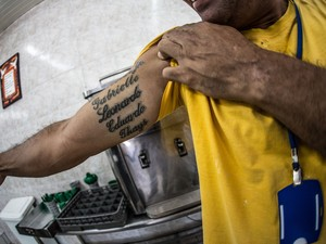 Presídio Romão Gomes (Foto: Raul Zito/G1)