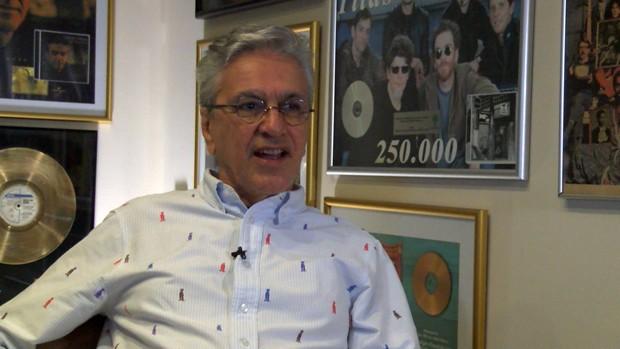 Caetano Veloso (Foto: BBC Brasil)