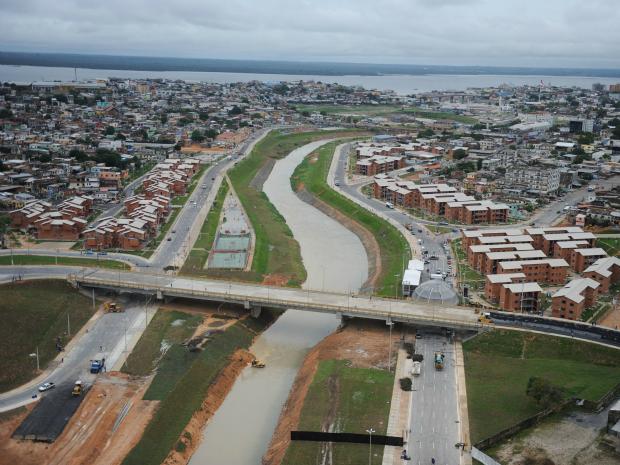 Membros vão estudar modelo do Prosamin em Manaus (Foto: Divulgação/Prosamin)