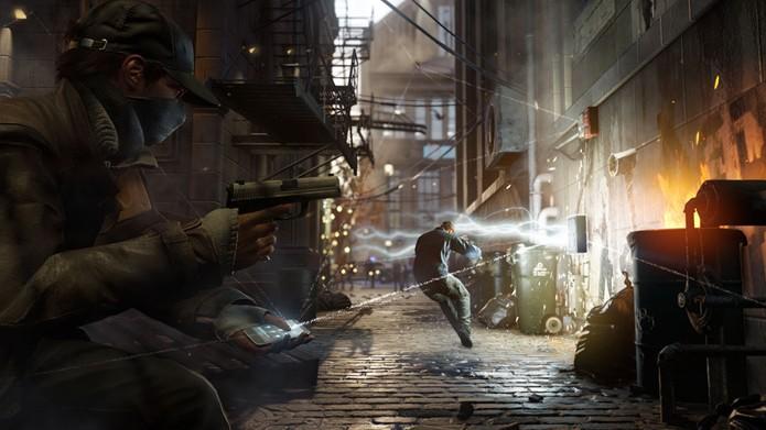 Os explosivos podem atordoar ou liquidar os inimigos. (Foto: Divulgação)