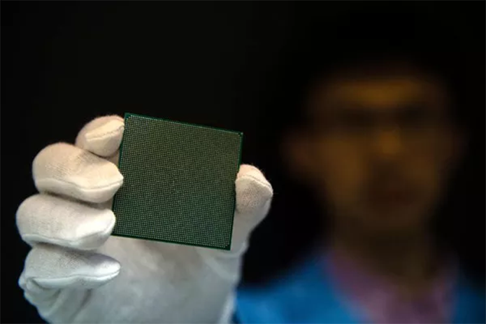 Sunway usa hardware criado na China e apresenta consumo mais baixo do que os principais concorrentes (Foto: Divulgação/Governo Chinês)