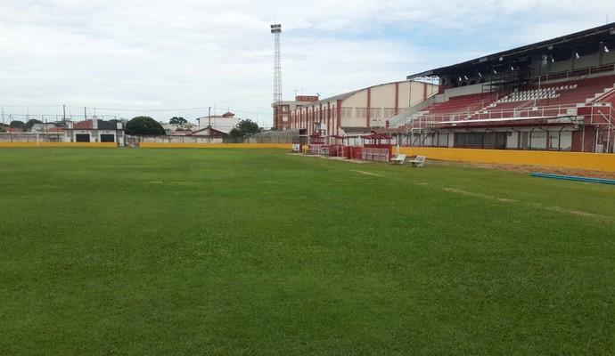 Estádio Ítalo Mário Limongi, em Indaiatuba (SP) (Foto: Divulgação/Itiro Aquino)