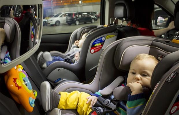 Dia das Mães - Gêmeos 2  (Foto: Gustavo Maffei - Redação Autoesporte)