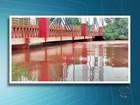 Chuva forte nas regiões sul e leste de MS causa alagamentos e estragos