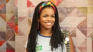 Jeniffer Nascimento interpreta Sol em Malhação 2014 (Foto: Camila Camacho/Gshow)