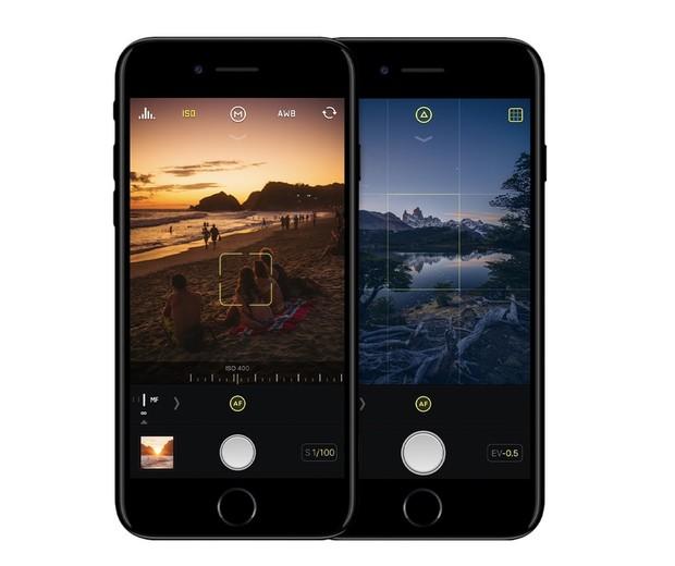 Halide, novo app de fotos para iPhone (Foto: reprodução )