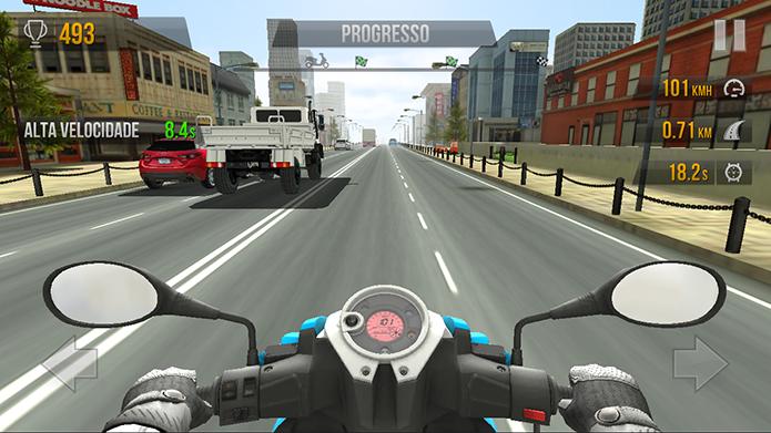 Como jogar Traffic Rider no PC (Foto: Reprodução/Murilo Molina)