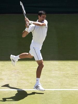 Djokovic x Gasquet - Wimbledon (Foto: Reuters)