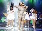 Preta Gil supera dor no joelho em gravação de DVD: 'Me realizei'