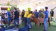 Torcedores estão na expectativa para segundo jogo do Brasil na Copa da Rússia