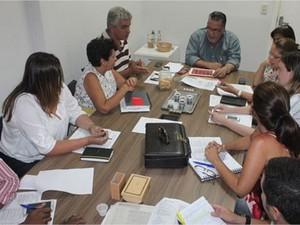 Reunião que aconteceu nesta semana traçou estratégias para encontro (Foto: Divulgação/Prefeitura de Campos)