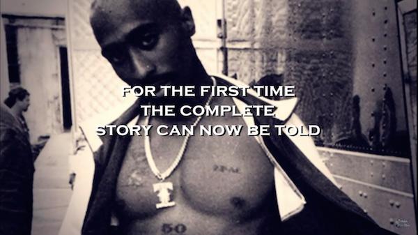 Uma cena do documentário sobre a morte de Tupac Shakur (Foto: Reprodução)