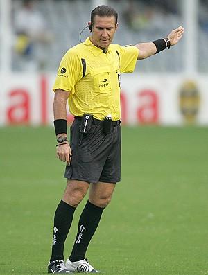árbitro Wilson Luis Seneme (Foto: Ag. Estado)