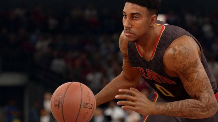Craques marcam presença em NBA Live 16 (Foto: Divulgação/EA Sports)