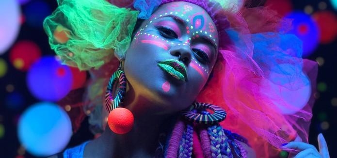 Foto divulgada pela Apple celebra o Carnaval no Brasil (Foto: Divulgação/Apple)