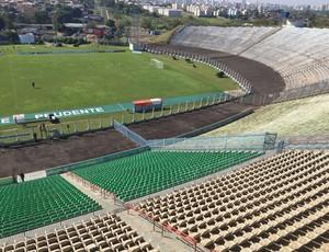 Presidente Prudente, Prudentão, Estádio Prudentão (Foto: Valmir Custódio / GloboEsporte.com)
