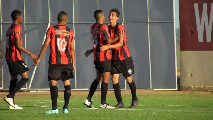 RN - Atlético Potengi goleia Força e Luz no Estádio Barretão, em Ceará-Mirim (Foto: Rhuan Carlos/Divulgação)
