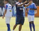Prova de fogo: Deivid tem desafio para se manter à frente do Cruzeiro