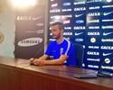 """Uendel prevê """"mistão"""" no Paulista e mira Libertadores: """"Temos time"""""""