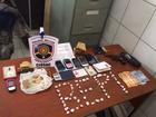 PM apreende veículos, drogas e armas com seis suspeitos presos em Altinho